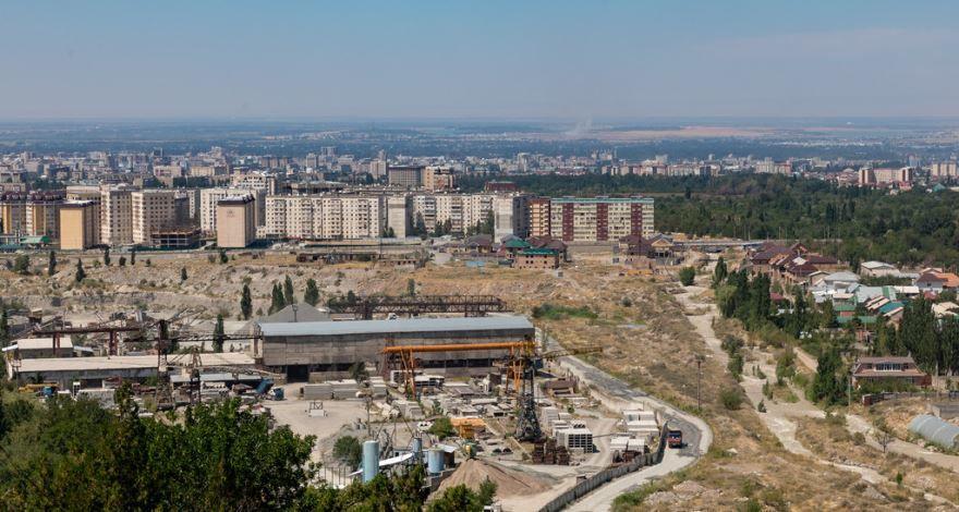 Скачать онлайн бесплатно лучшее фото город Бишкек в хорошем качестве