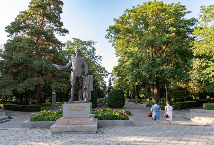 Достопримечательности города Бишкек Киргизия