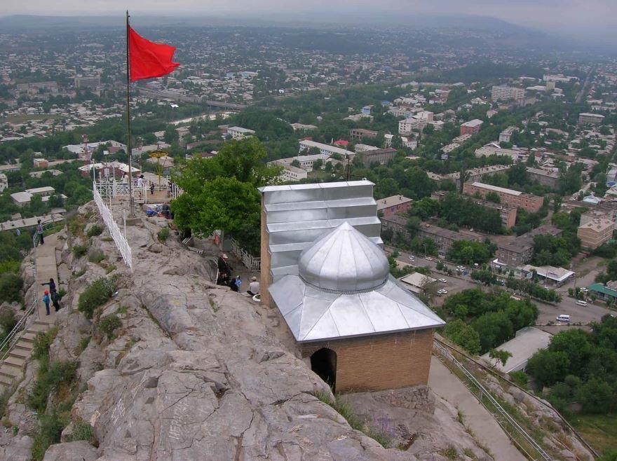 Фото города Ош Киргизия