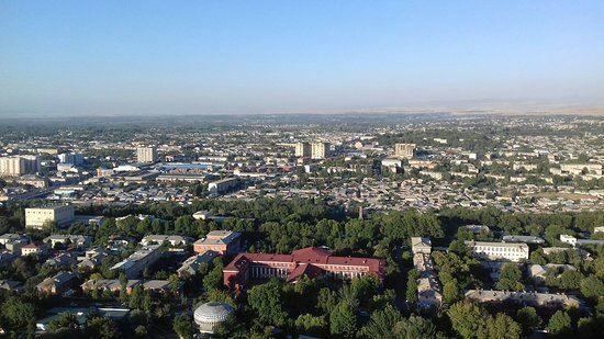 Смотреть красивое фото город Ош