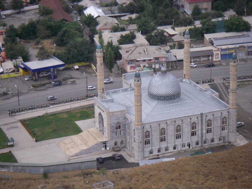 Мечеть город Ош