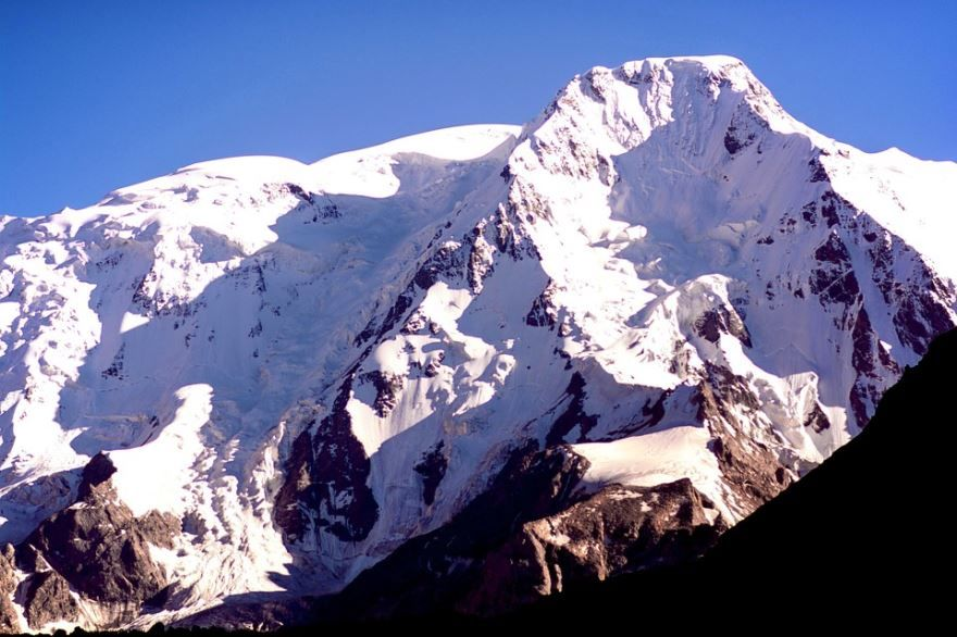 Фото горы города Каракол Киргизия