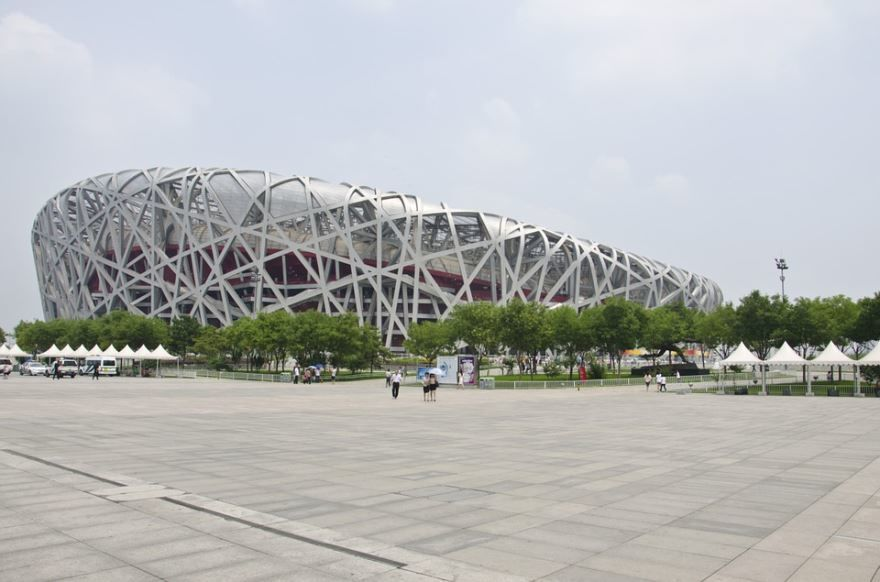 Смотреть красивое фото город Пекин