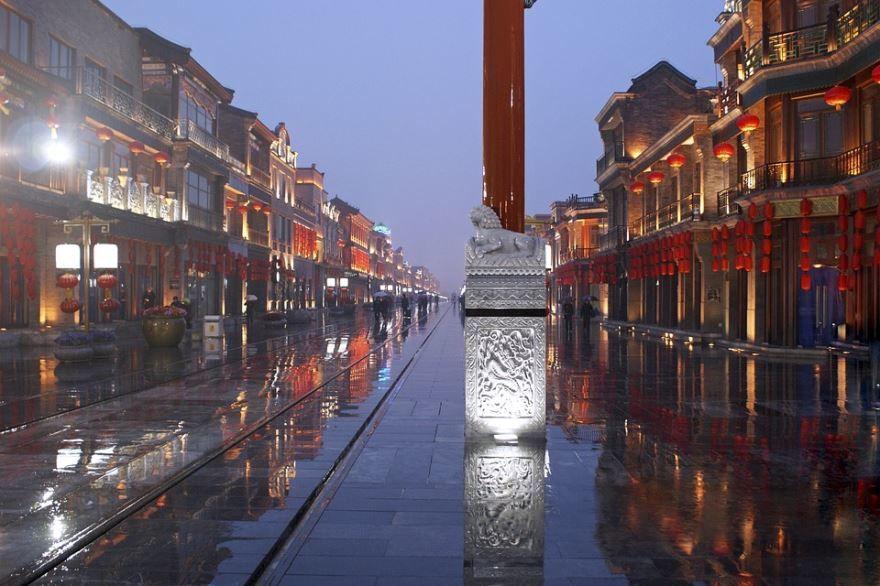 Фото города Пекин Китай