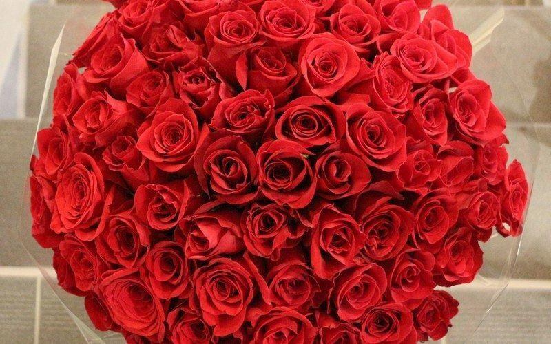 Цветы для любимой девушки