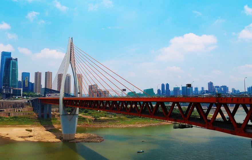Смотреть красивое фото город Чунцин