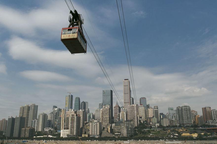 Скачать онлайн бесплатно лучшее фото город Чунцин в хорошем качестве