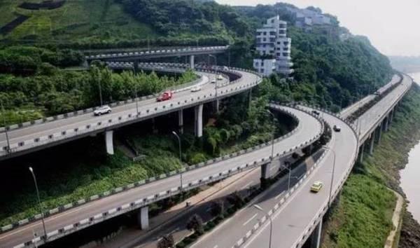 Дороги Китай