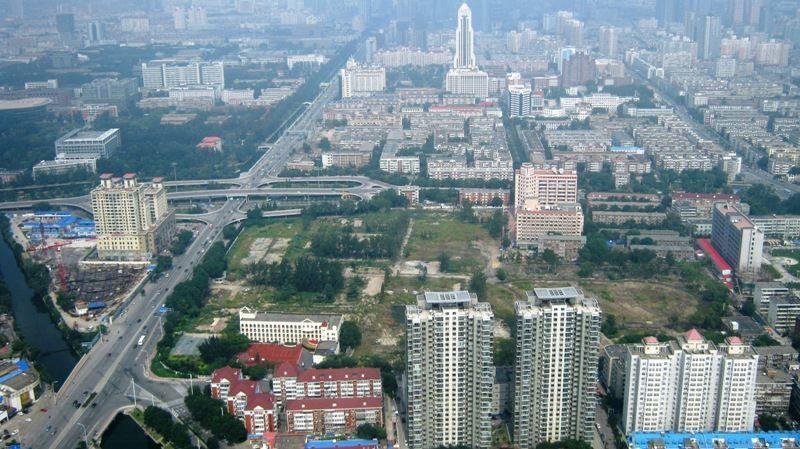 Смотреть красивое фото города Тяньцзинь в хорошем качестве