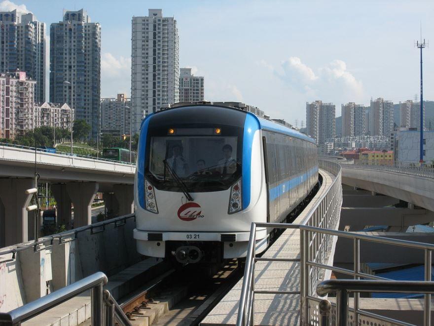 Смотреть красивое фото города Шэньчжэнь