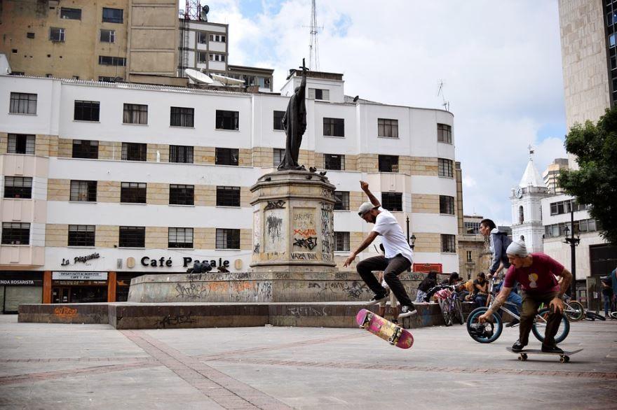 Скачать онлайн бесплатно лучшее фото города Богота в хорошем качестве