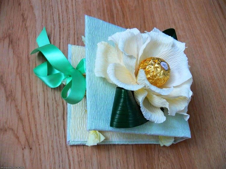 Подарок для любимой женщины на 8 марта.