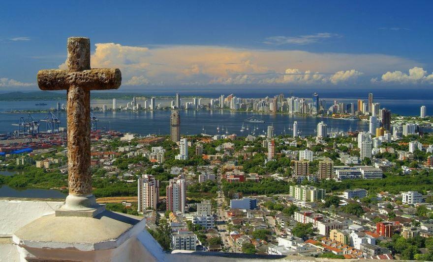 Скачать онлайн бесплатно лучшее фото город Картахена в хорошем качестве
