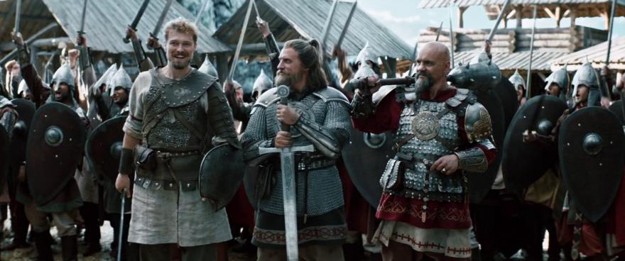 Бесплатные кадры к фильму Сторожевая застава в качестве 1080 hd