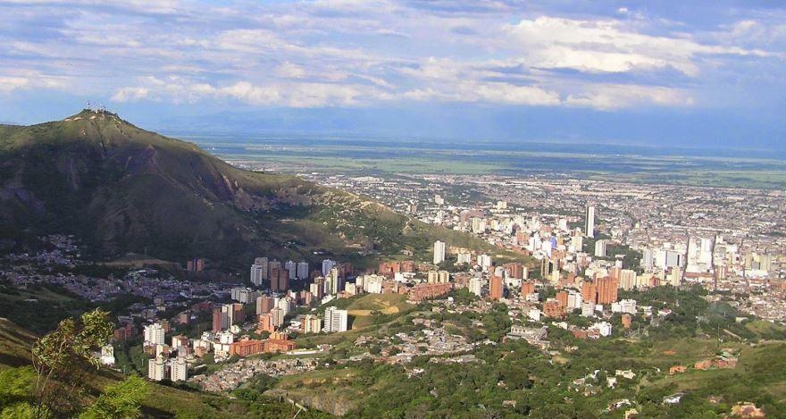 Фото города Кали Колумбия