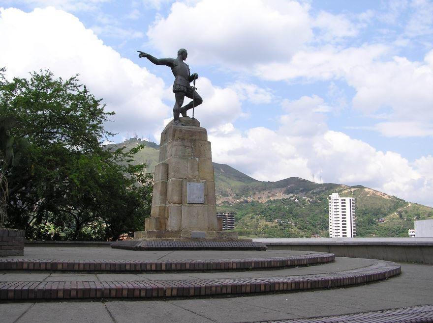 Достопримечательности город Кали Колумбия