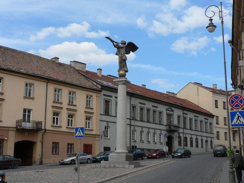 Достопримечательности города Вильнюс Литва