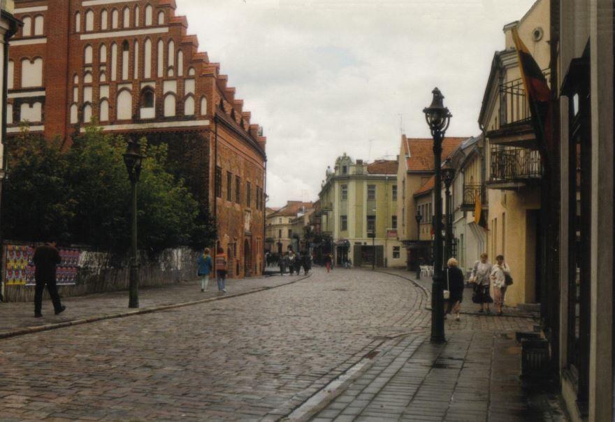 Фото города Каунас Литва