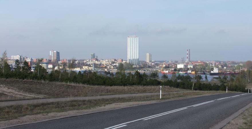 Город Клайпеда