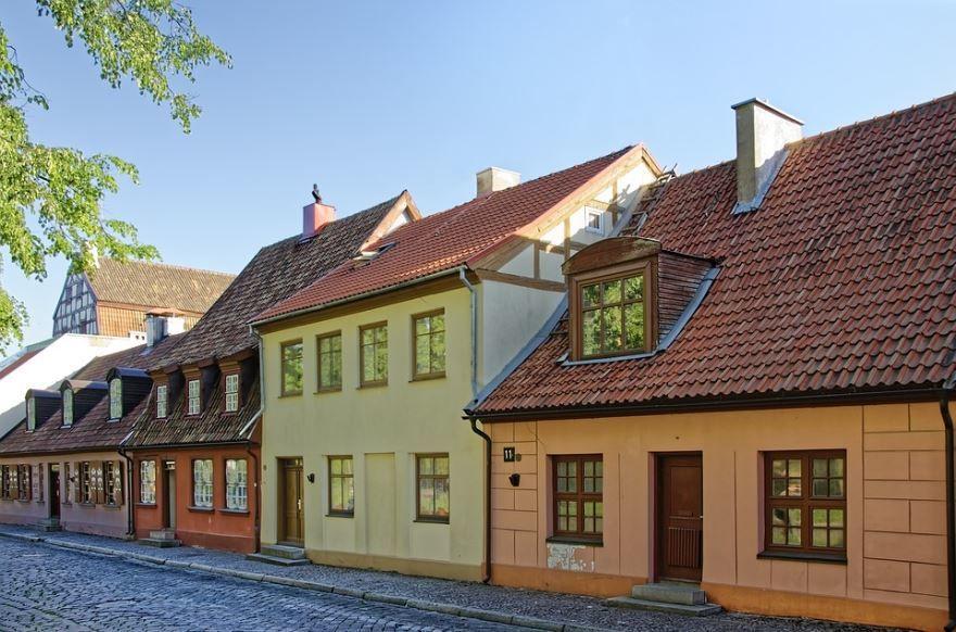 Скачать онлайн бесплатно лучшее фото город Клайпеда в хорошем качестве