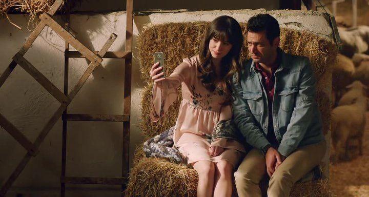 Смотреть бесплатно постеры и кадры к фильму Первый поцелуй онлайн