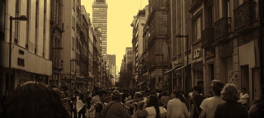 Скачать онлайн бесплатно фото города Мехико в хорошем качестве