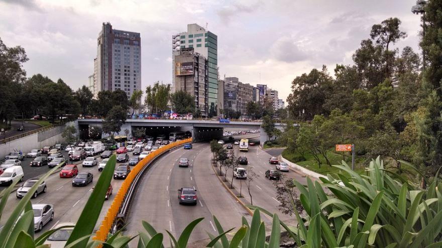 Смотреть красивое фото город Мехико