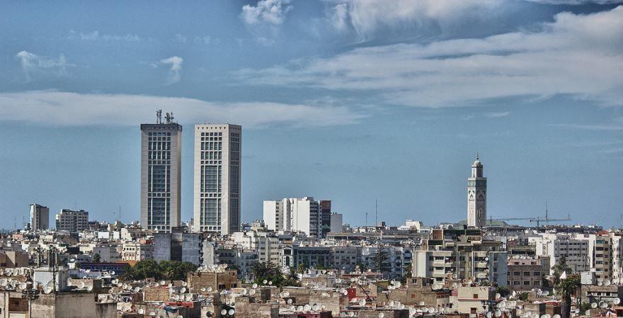 Скачать онлайн бесплатно лучшее фото город Касабланка в хорошем качестве