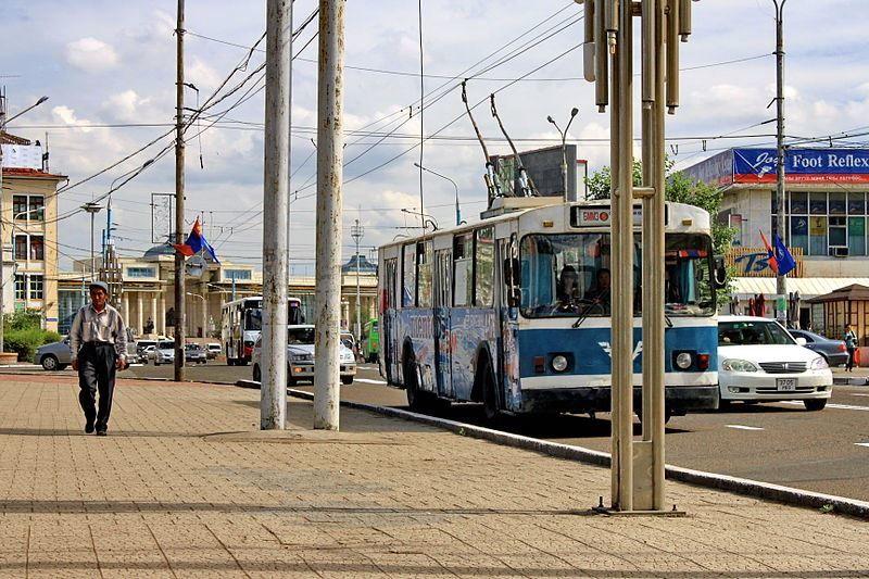 Скачать онлайн бесплатно лучшее фото город Улан-Батор в хорошем качестве