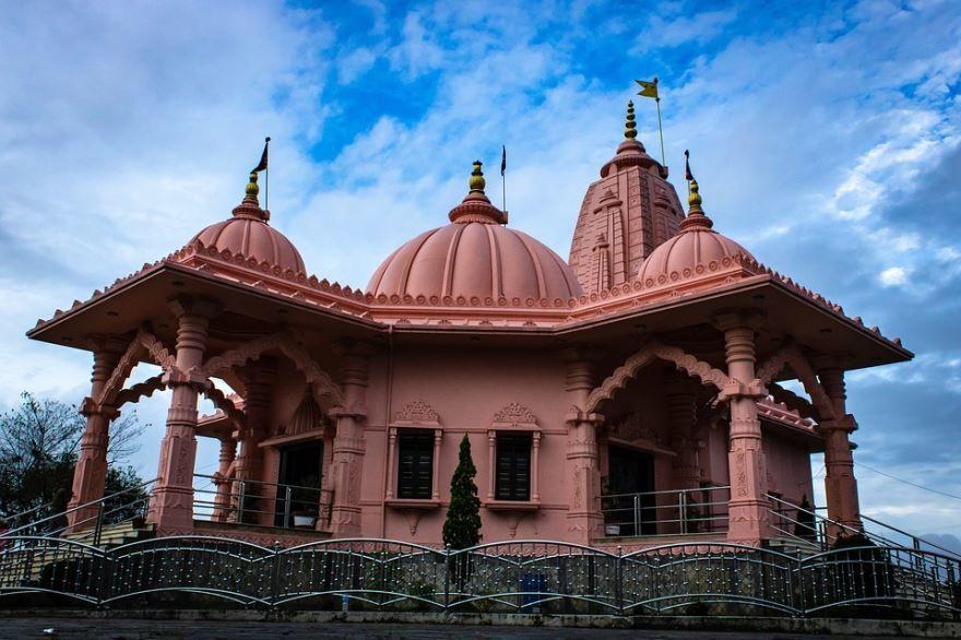 Храм города Катманду Непал