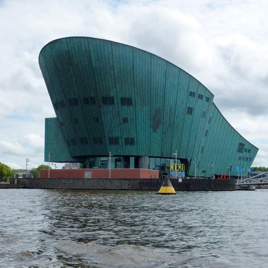 Музей города Амстердам Нидерланды
