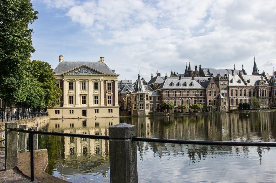 Скачать онлайн бесплатно лучшее фото город Гаага в хорошем качестве