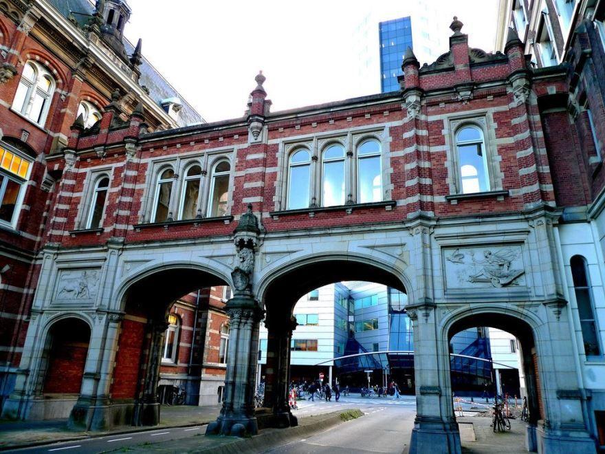 Фото города Утрехт Нидерланды