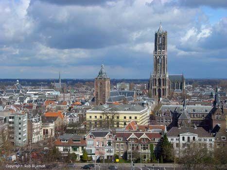 Скачать онлайн бесплатно лучшее фото город Утрехт в хорошем качестве