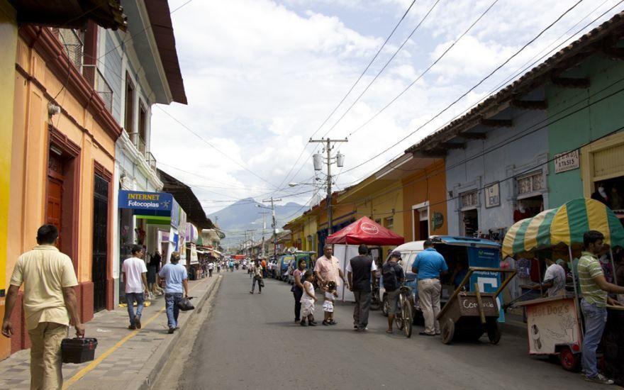 Скачать онлайн бесплатно лучшее фото город Леон в хорошем качестве