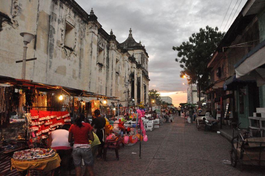 Смотреть красивое фото улица город Леон
