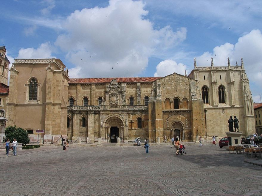Церковь города Леон Никарагуа