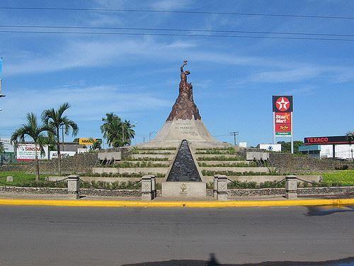 Достопримечательности города Чинандера Никарагуа