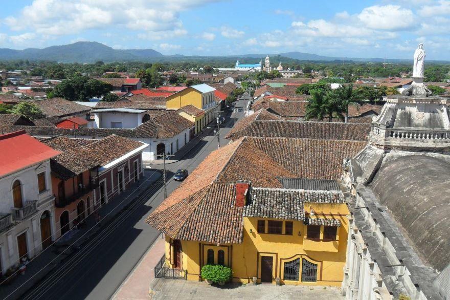 Смотреть красивое фото город Гранада