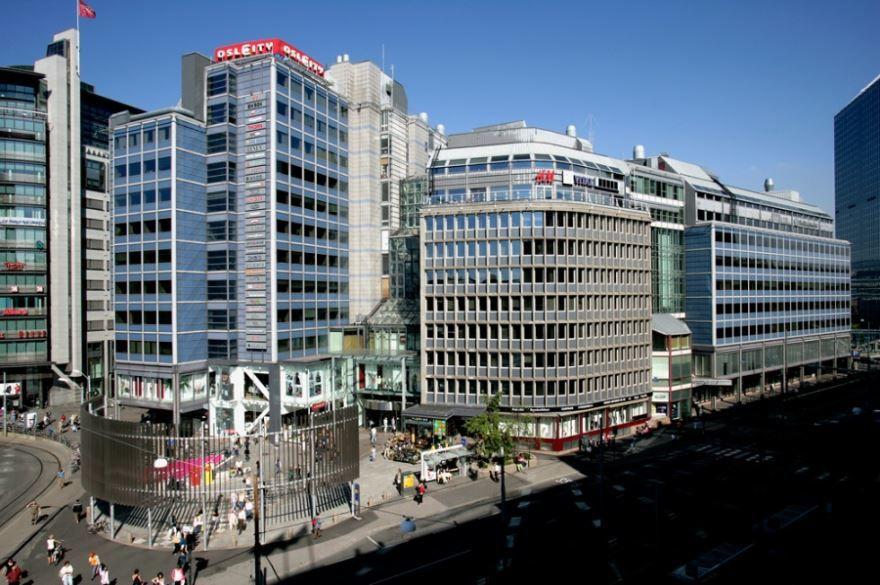 Смотреть красивое фото город Осло