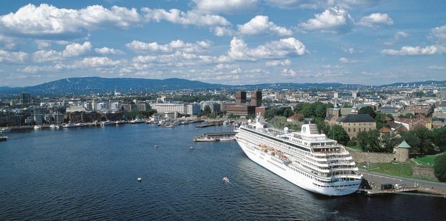 Порт город Осло