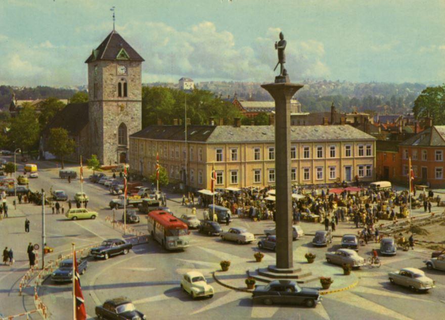 Скачать онлайн бесплатно лучшее фото города Тронхейм в хорошем качестве