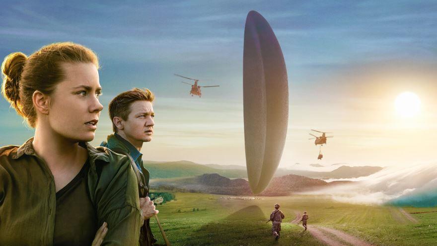 Скачать бесплатно постеры к фильму Прибытие в качестве 720 и 1080 hd