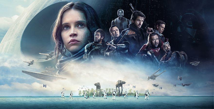 Скачать бесплатно постеры к фильму Изгой-один звездные войны в качестве 720 и 1080 hd