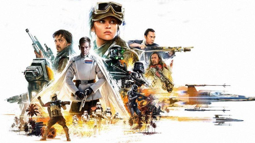 Бесплатные кадры к фильму Изгой-один звездные войны в качестве 1080 hd
