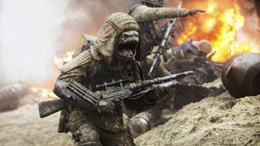 Смотреть бесплатно постеры и кадры к фильму Изгой-один звездные войны онлайн