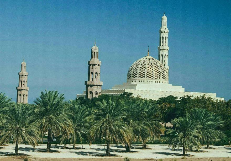 Смотреть красивое фото город Маскат