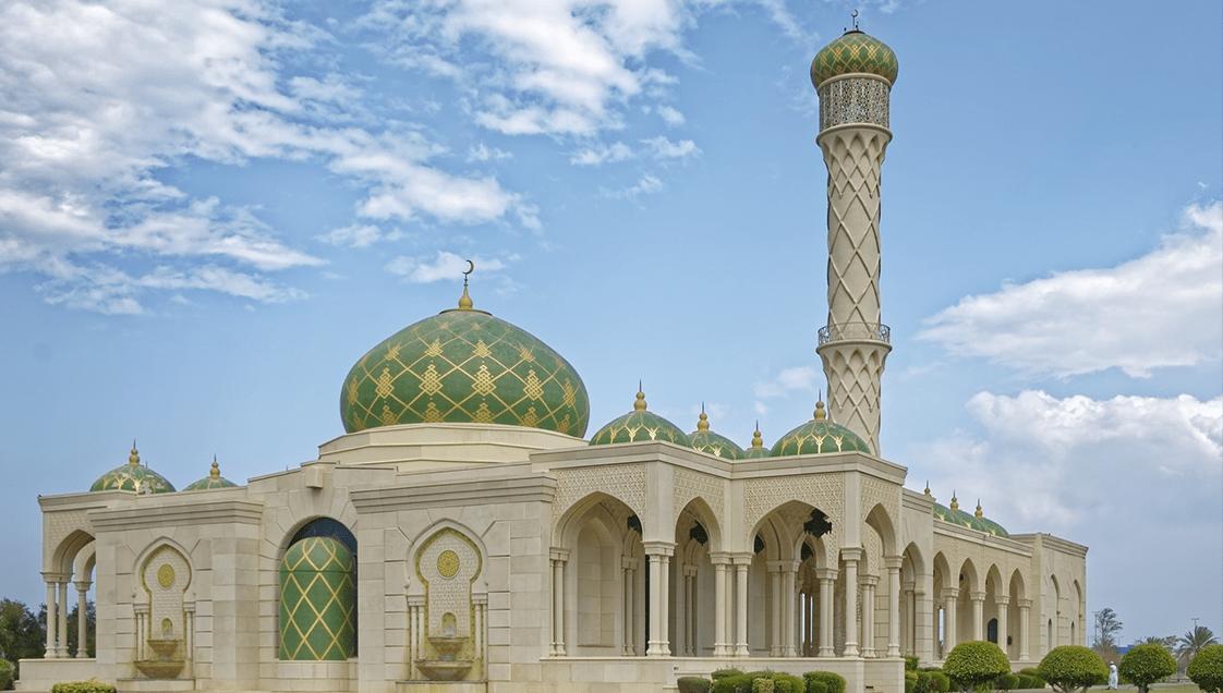 Мечеть города Маскат Оман