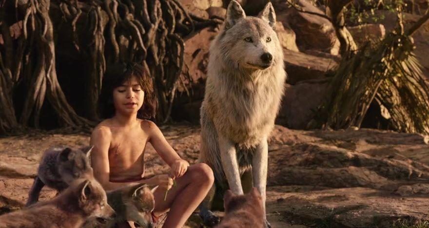 Скачать бесплатно постеры к фильму Книга джунглей в качестве 720 и 1080 hd
