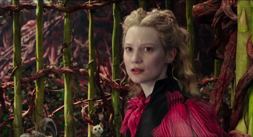 Скачать бесплатно постеры к фильму Алиса в зазеркалье в качестве 720 и 1080 hd